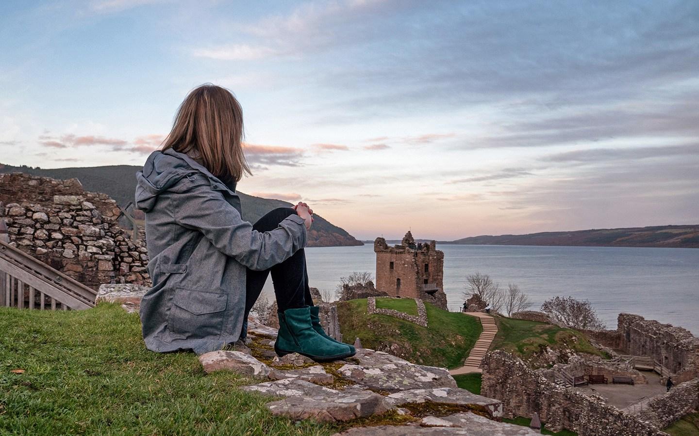 Urquhart Castle, Loch Ness Scotland