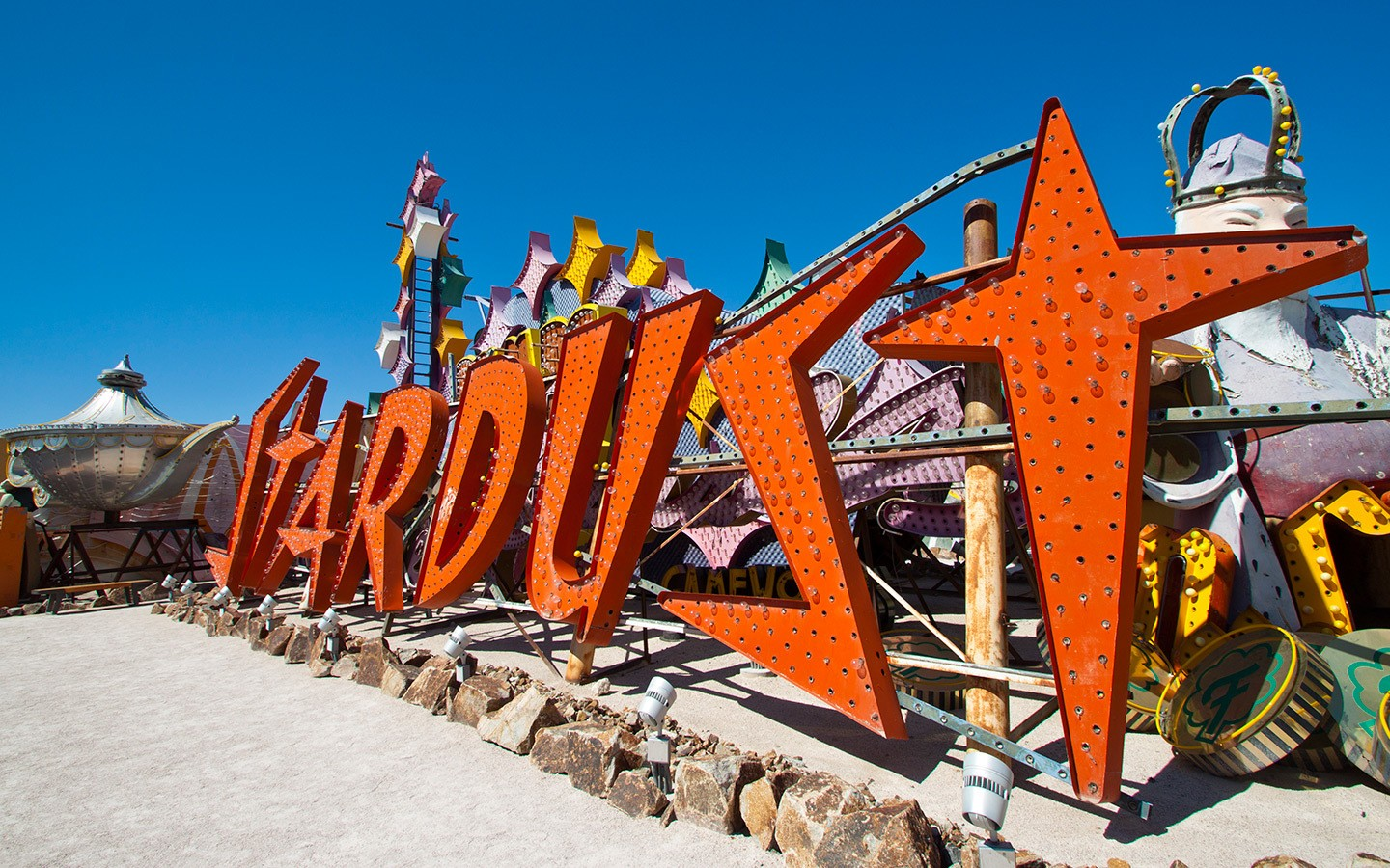 Las Vegas Neon Museum and Boneyard