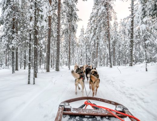 A winter wonderland trip to Rovaniemi, Finnish Lapland