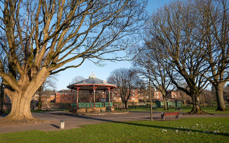 Dumfries' Dock Park