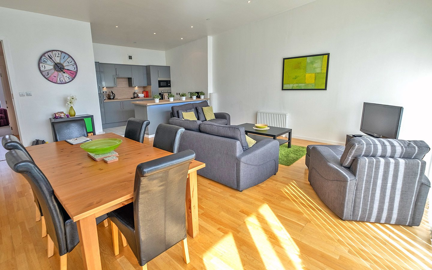 Matrix apartments in Glasgow
