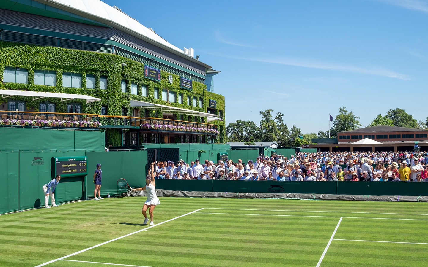 The first-timer's guide to visiting Wimbledon Tennis Championships ...