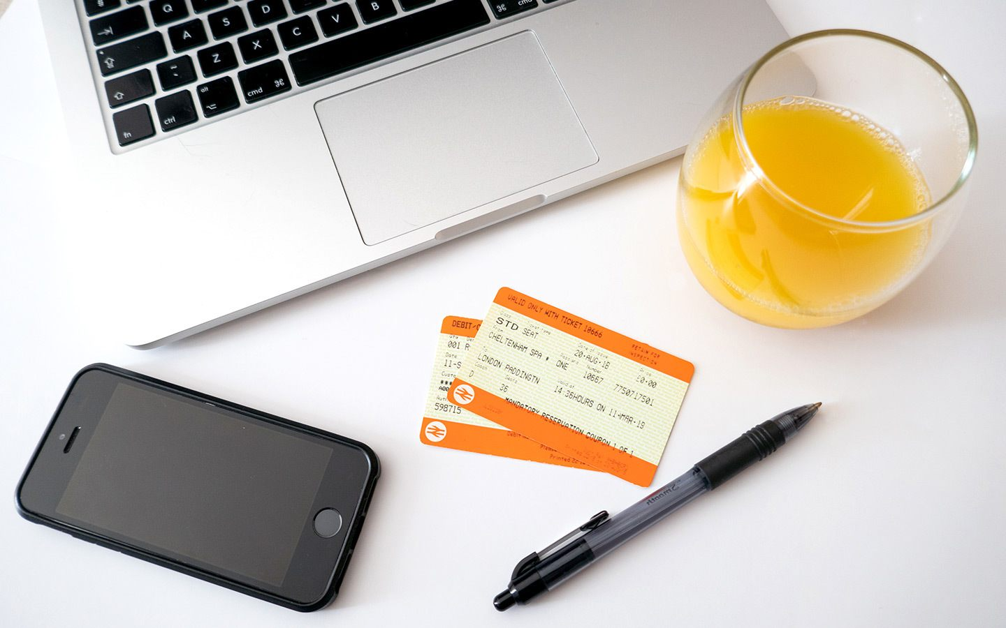 First class train travel for less