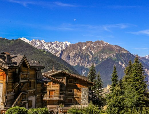 Summer in Verbier: The infinite playground in the Swiss Alps