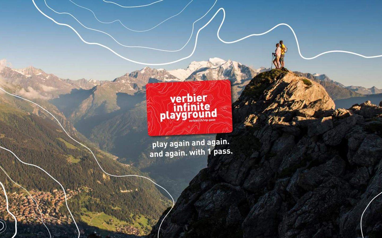 Verbier Infinite Playground Pass (VIP Pass)