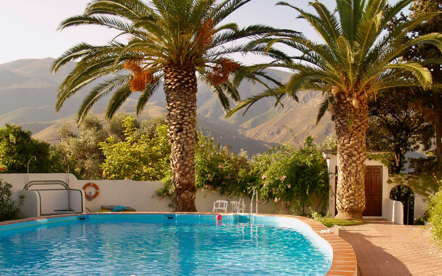 A solo trip to Cortijo Romero retreat in Spain