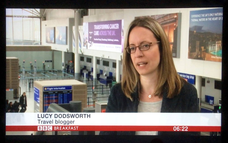 BBC Breakfast television