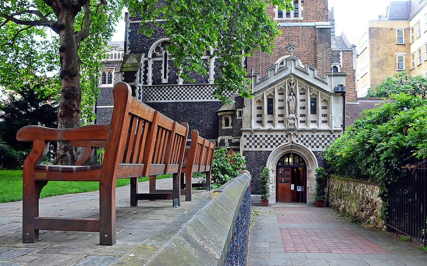 The Church of St Bartholomew the Great