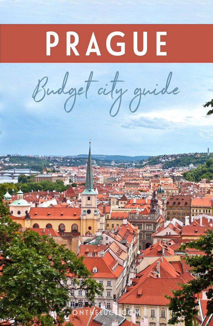 Visiting Prague on a budget – best things to in Prague for free or low cost, as well as how to save money on city attractions, food, travel and more #Prague #CzechRepublic #Czechia #budgettravel