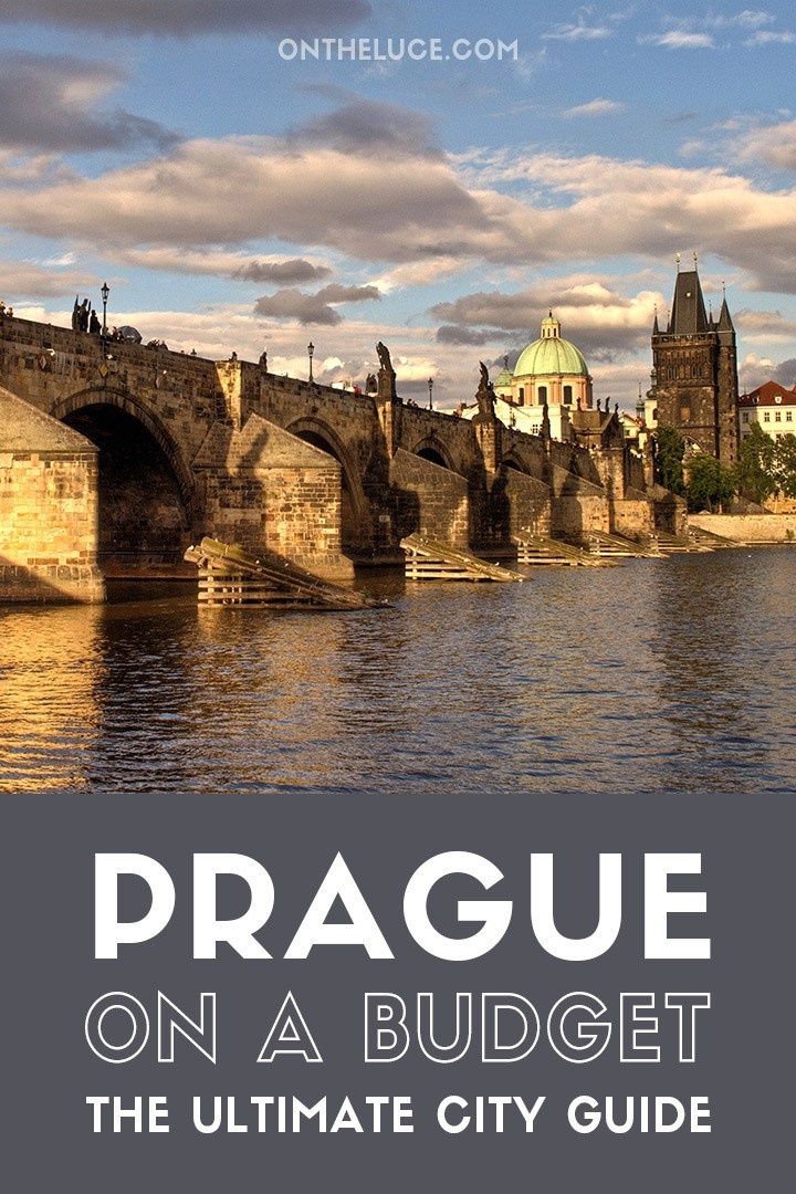 Visiting Prague on a budget – how to save money on sightseeing, activities, food, city views and transport on a low-cost Prague city break, Czech Republic #Prague #CzechRepublic #Czechia #budgettravel