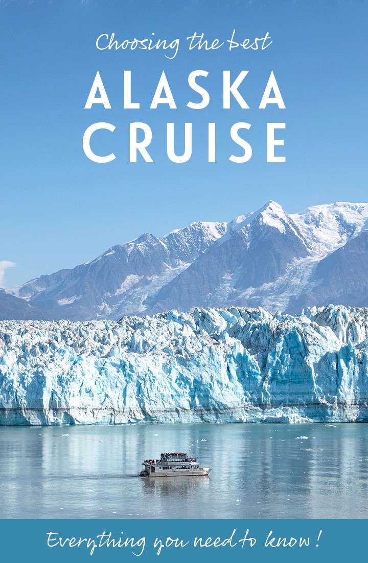 Choosing the best Alaskan cruise – what to ask when you're planning a Alaska cruise vacation, including when to go, which route to take and which places to visit #Alaska #cruise