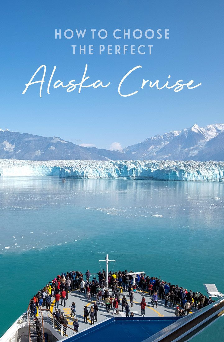 Everything you need to know to choose the perfect Alaska cruise – from itineraries and ports of call to when to travel and which Alaskan cruise line to pick #Alaska #cruise