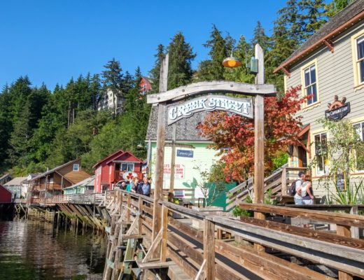 Exploring Alaska's quirky side at Creek Street Ketchikan