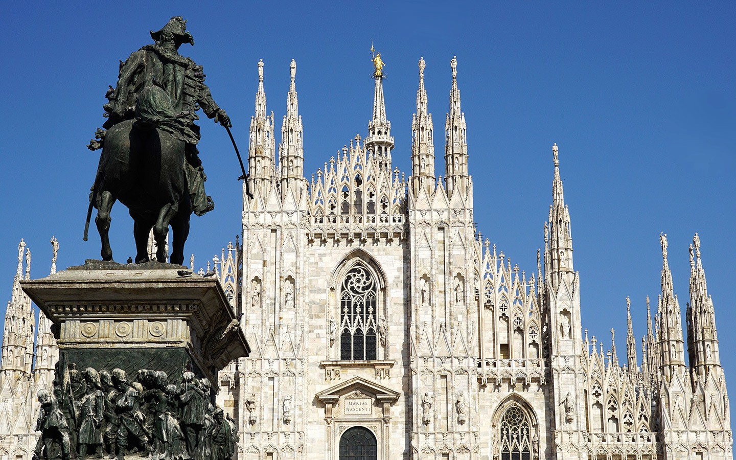 The Duomo di Milano – Milan cathedral