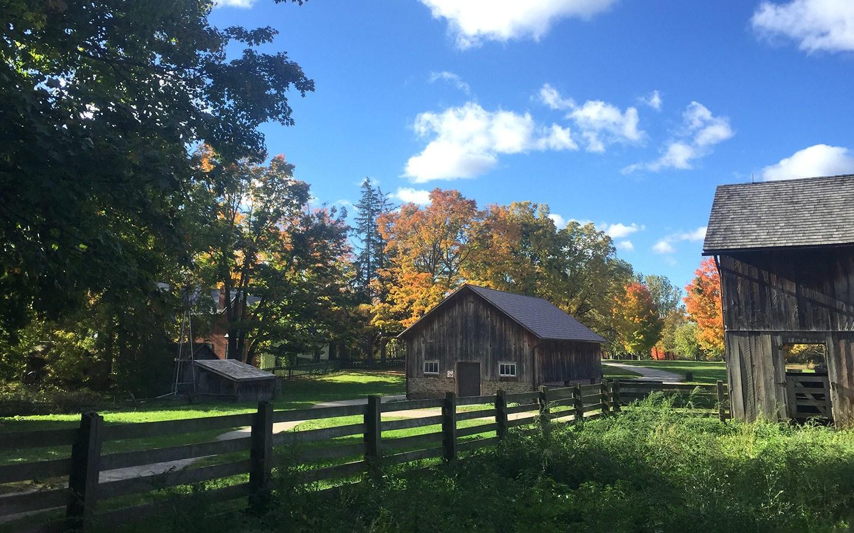 Bronte Creek Provincial Park in Ontario