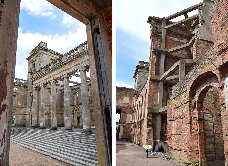 English Heritage preservation works