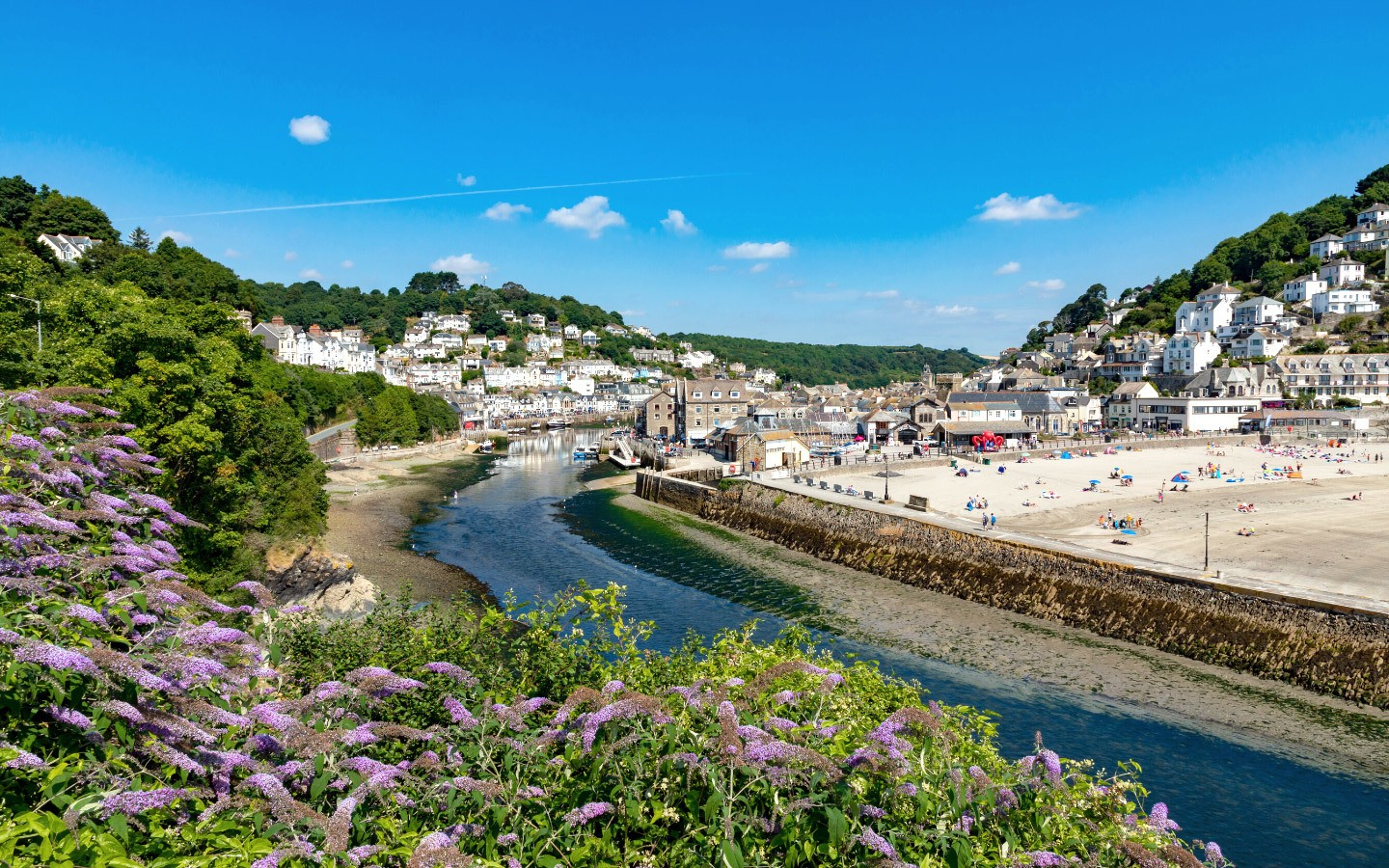 Looe in Cornwall