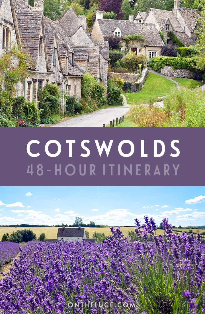 Green rolling hills, honey-stone villages, country pubs, grand mansions and perfectly manicured gardens – a guide to spending a weekend in the Cotswolds, England, covering what to see, do, eat and drink in a 48-hour Cotswolds itinerary | Weekend in the Cotswolds | Cotswolds weekend | Things to do in the Cotswolds | Cotswolds travel guide