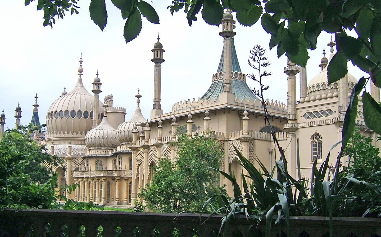 The Royal Pavillion, Brighton