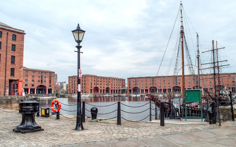 The Royal Albert Docks Liverpool