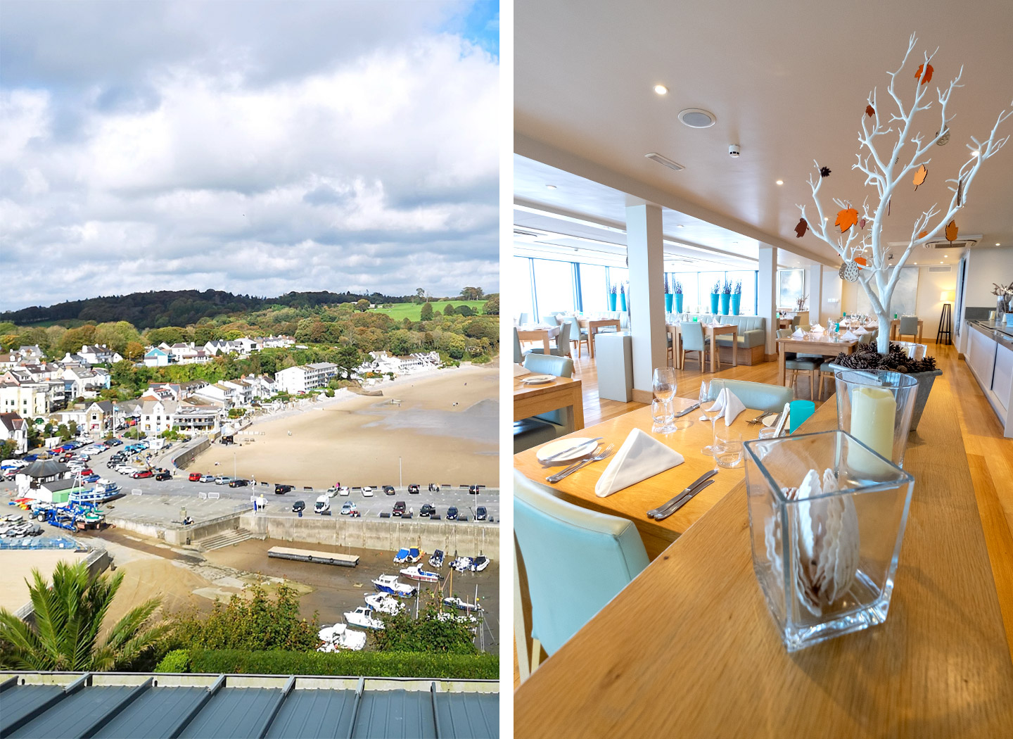 The St Brides Spa Hotel in Saundersfoot, South Wales