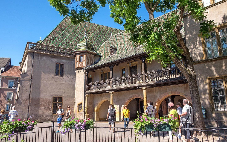 Colmar's Koïfhus or Custom House