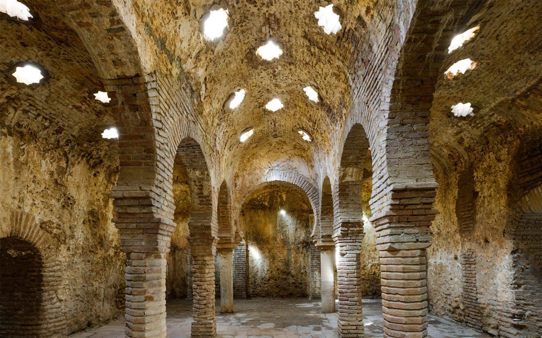 The Arab Baths in Ronda