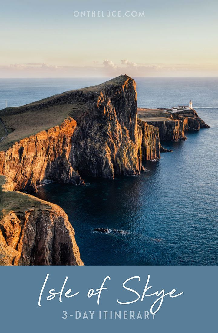 Planning a trip to Scotland's Isle of Skye? Discover the best of the island with this three-day Isle of Skye itinerary for a road trip packed with stunning landscapes and fascinating culture and history | Isle of Skye itinerary | Things to do on the Isle of Skye | Isle of Skye travel guide | Isle of Skye Scotland | Places to visit in Scotland